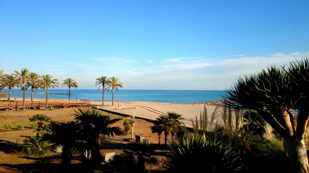 Playa Els Terrers Benicàssim. Castellón