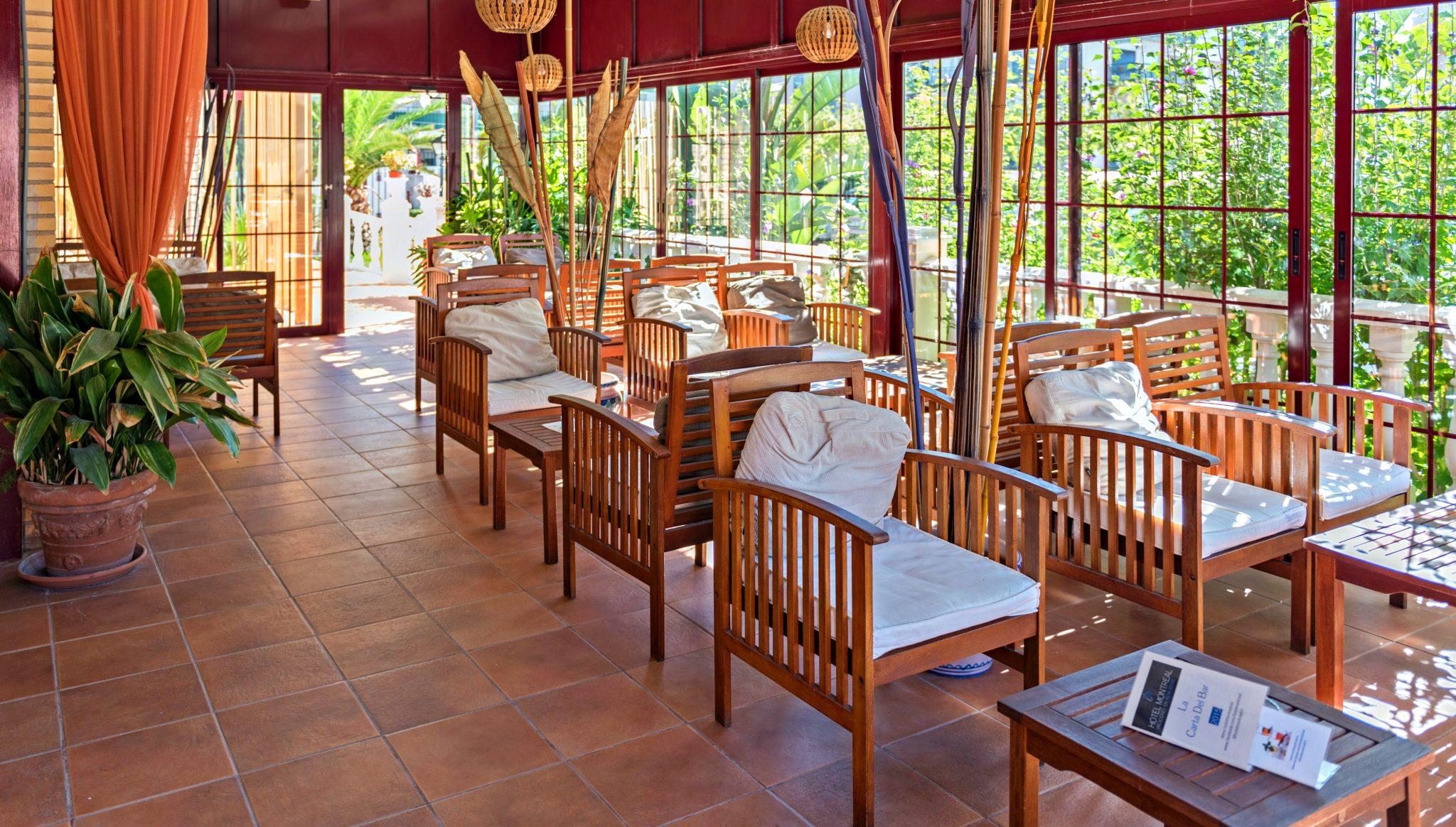 Terraza Bambú