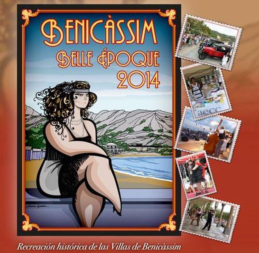 Programa Belle Époque Benicàssim 2014