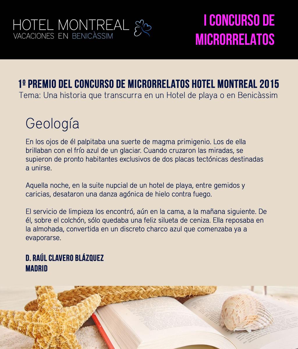 2015 Concurso 1 Premio