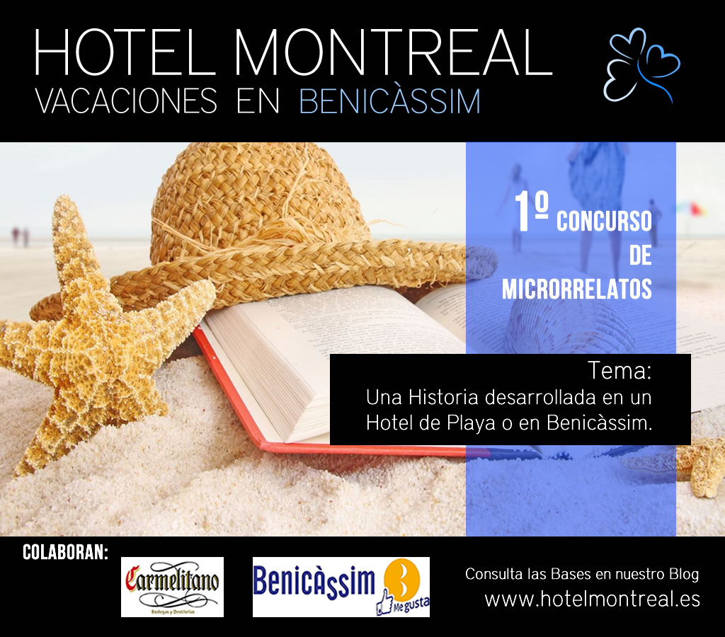 Fallo del Jurado del I Concurso de Microrrelatos Hotel Montreal