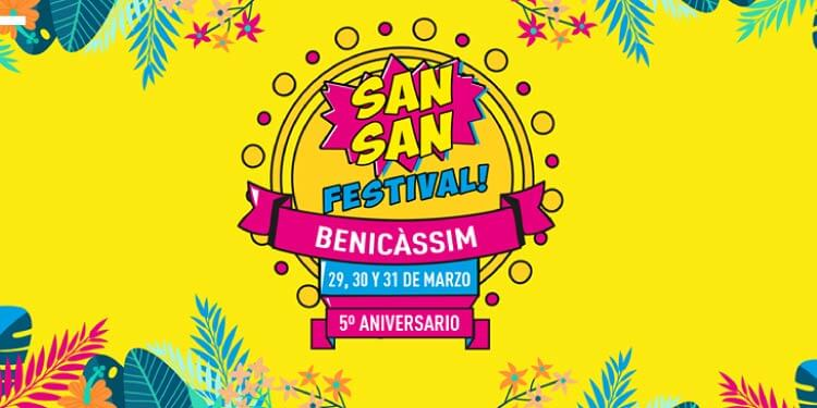 SanSan Festival 2018 Benicàssim