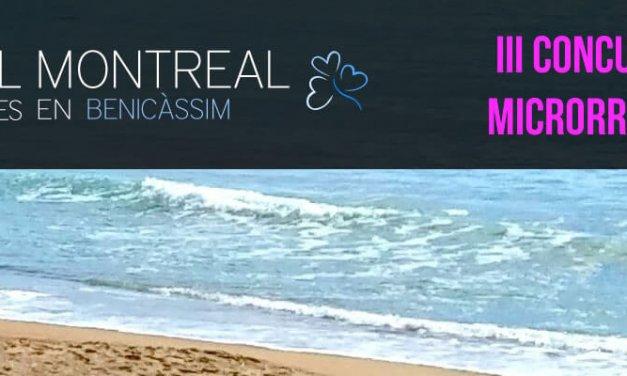 1º Premio del III Concurso de Microrrelatos Hotel Montreal