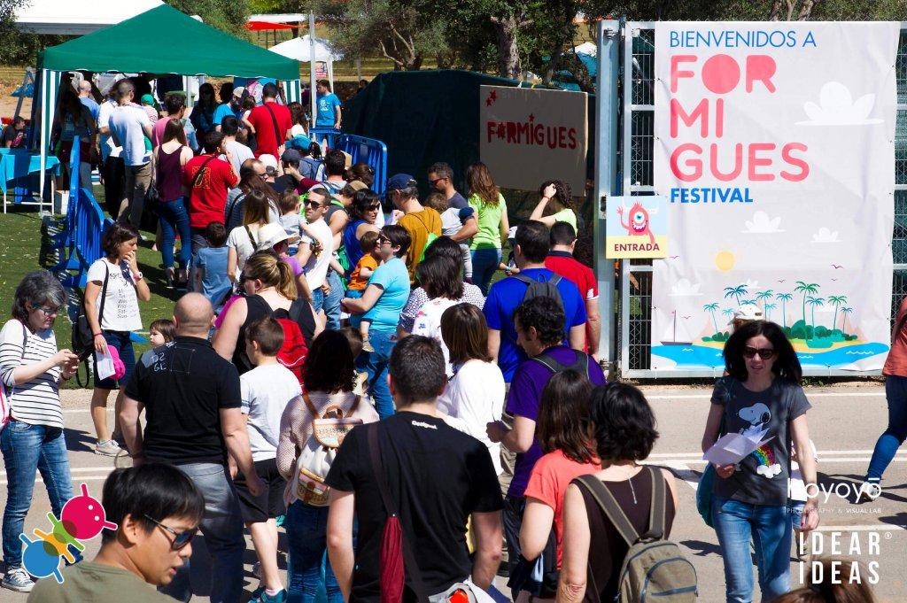Formigues Festival 2018 Benicàssim