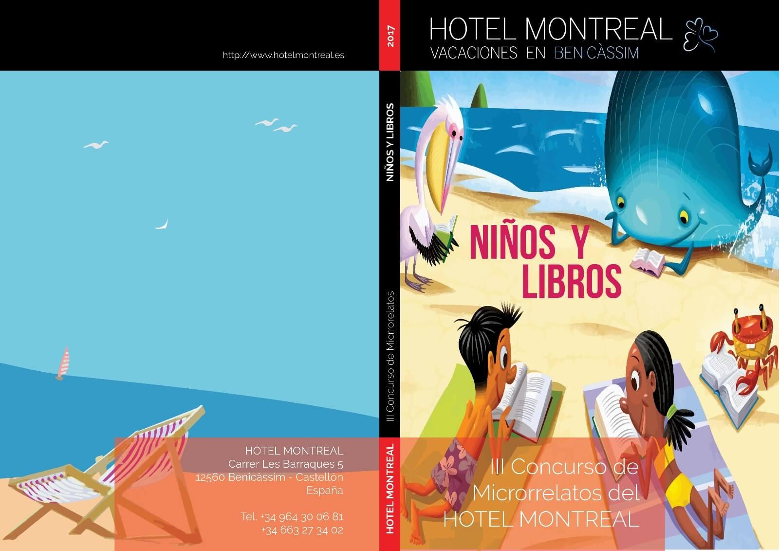 EL LIBRO DEL III CONCURSO DE MICRORRELATOS HOTEL MONTREAL